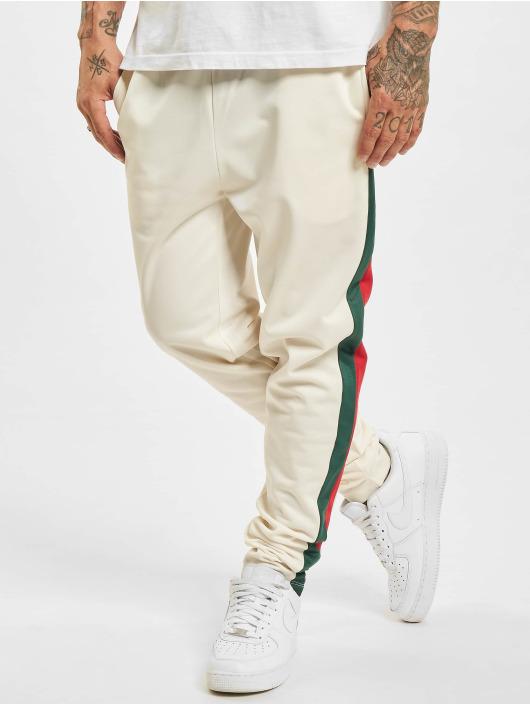 Criminal Damage Spodnie do joggingu Cuccio bialy