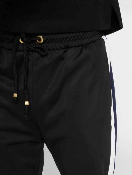 Criminal Damage Spodnie do joggingu Cuccio czarny