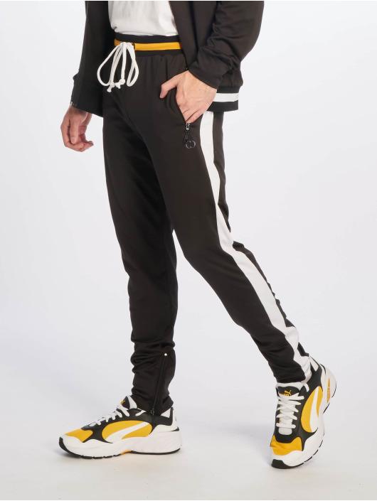 Criminal Damage Spodnie do joggingu Curzon czarny