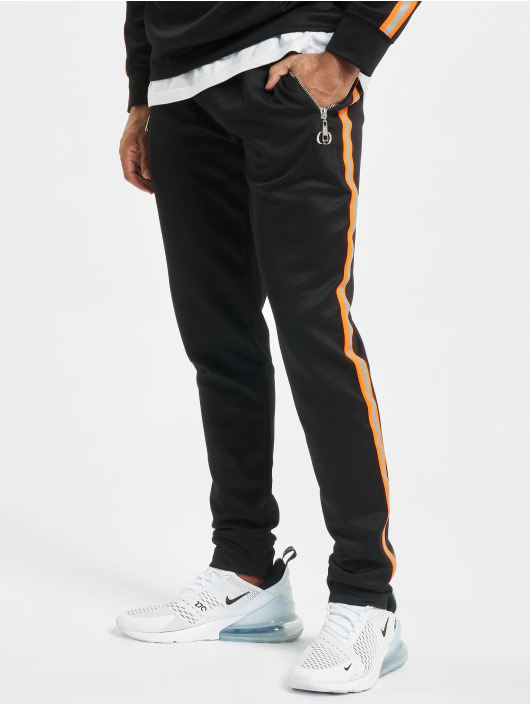 Criminal Damage Spodnie do joggingu Wise czarny