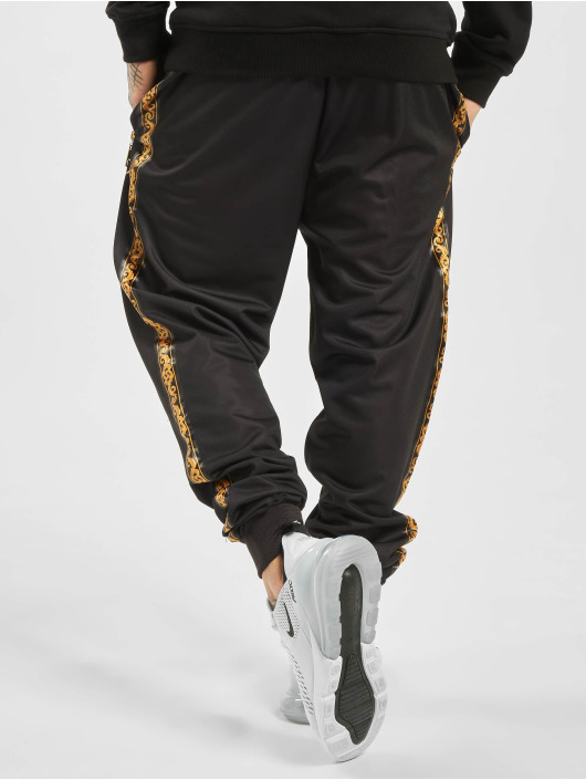 Criminal Damage Spodnie do joggingu Apollon czarny