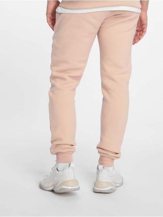 Criminal Damage Spodnie do joggingu Muscle pink