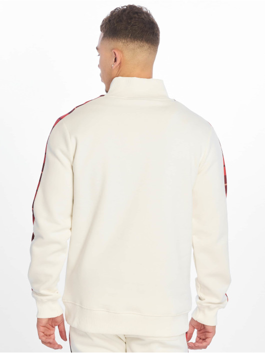 Check Homme Globe Pull Damage Criminal Sweatamp; Blanc 631481 5j3R4AL