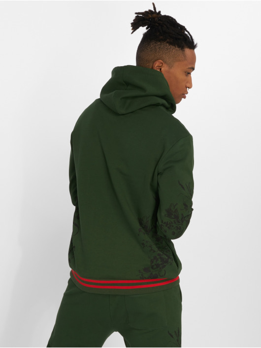 Capuche Damage Olive Sweat 492425 Criminal Hyde Homme dxCWrBoe
