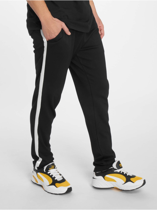 Criminal Damage Sweat Pant Damage Tuxedo black