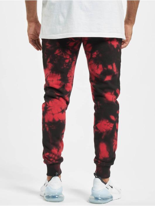 Criminal Damage Sweat Pant Dye black