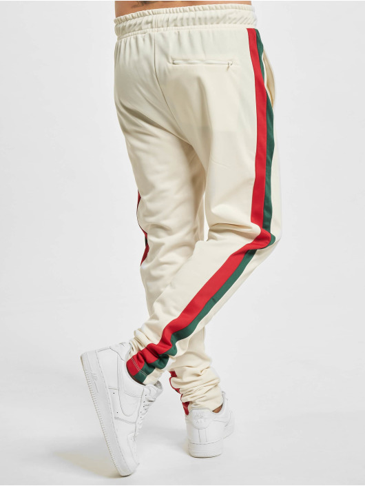 Criminal Damage Sweat Pant Cuccio white