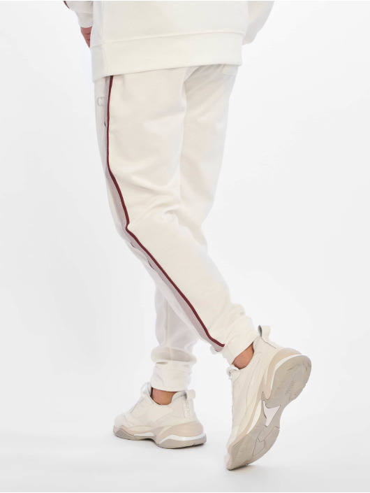 Criminal Damage Sweat Pant Wise white