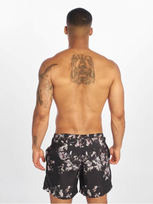 Criminal Damage Swim shorts Sinclair black