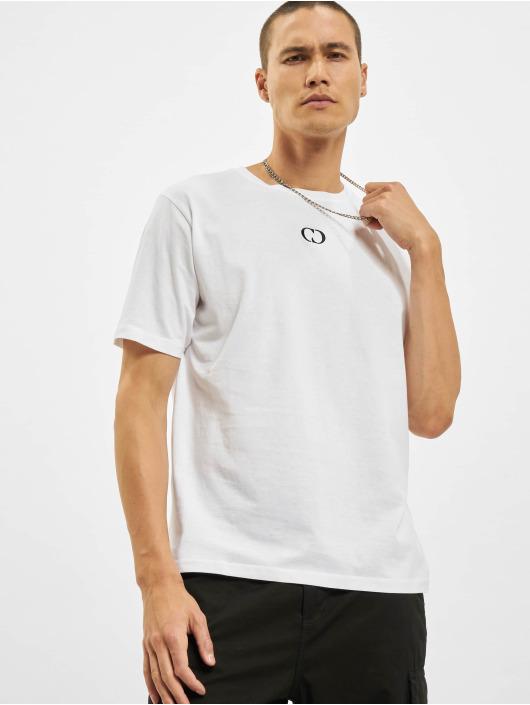 Criminal Damage T-shirt Eco bianco