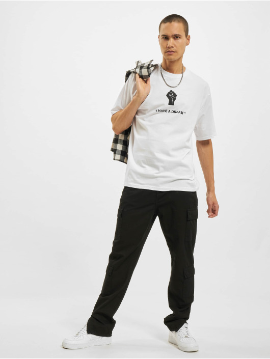 Criminal Damage T-shirt I Have A Dream bianco