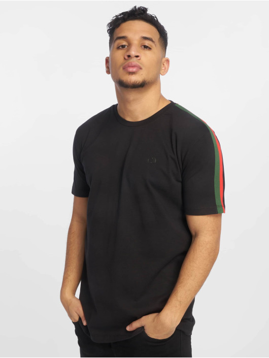 Criminal Damage T-Shirt Ams black