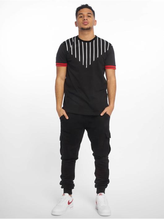 Criminal Damage T-Shirt Abbey black