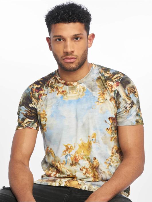 Homme Damage 631544 Multicolore T Criminal Renaisance shirt mN8O0wynvP