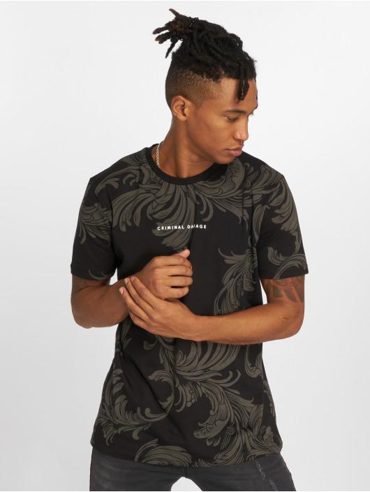 Noir Criminal Henny T shirt Damage Homme 492204 QsdChxrtB