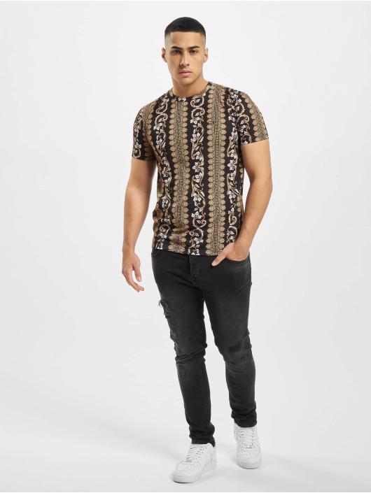 Criminal Damage T-Shirt Cd Chain noir