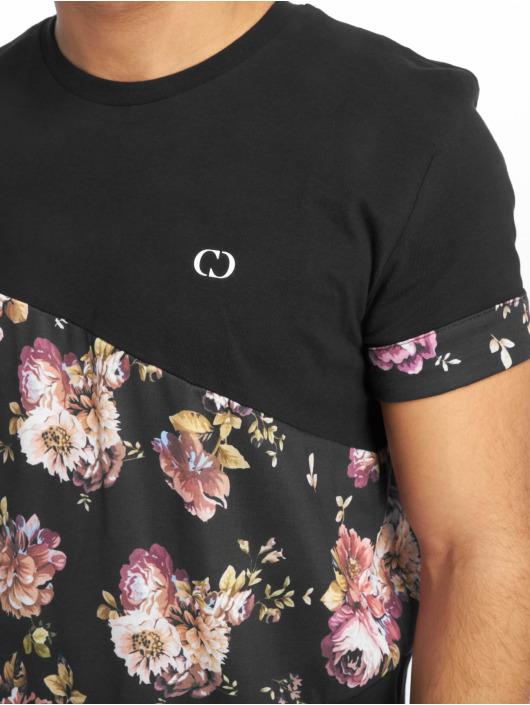 Criminal Damage T-Shirt Damage Florence schwarz