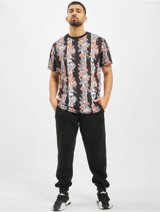 Criminal Damage T-Shirt Chalky Oversize schwarz