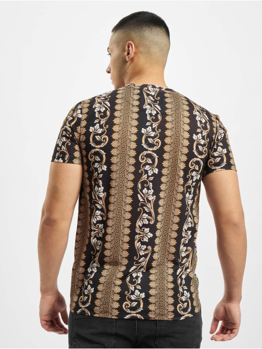 Criminal Damage T-Shirt Cd Chain schwarz