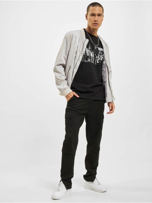 Criminal Damage T-Shirt Black Is Beautiful schwarz