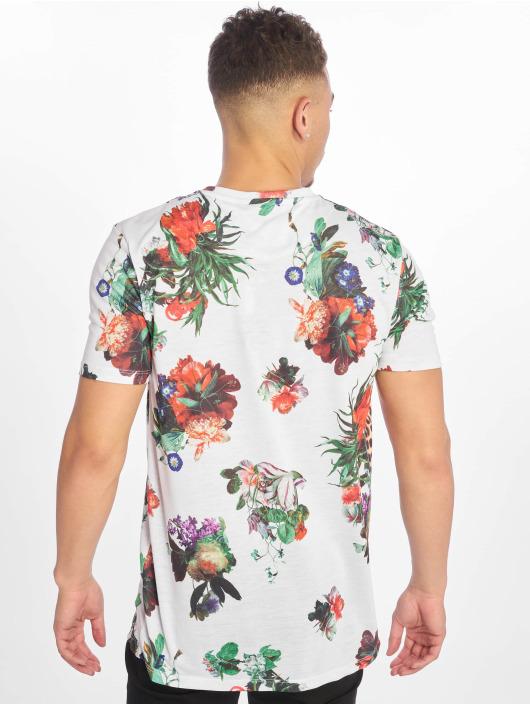 Criminal Damage T-Shirt Javan weiß