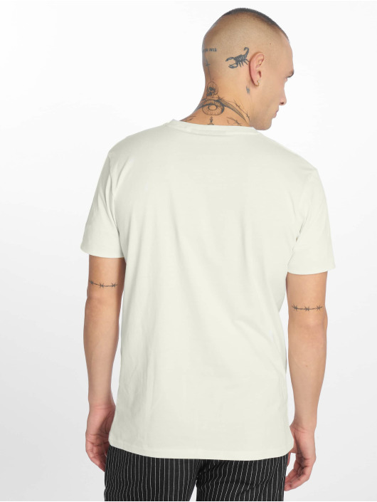 Criminal Damage T-Shirt Leo white