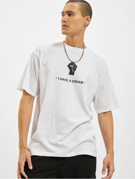 Criminal Damage T-shirts I Have A Dream hvid