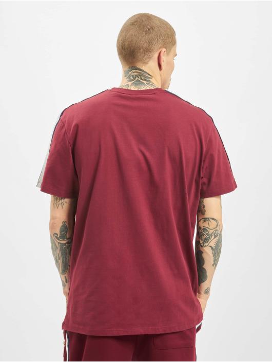 Criminal Damage T-shirts Wise rød