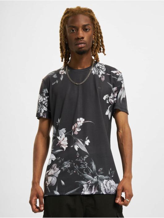 Criminal Damage T-Shirty Sinclar czarny