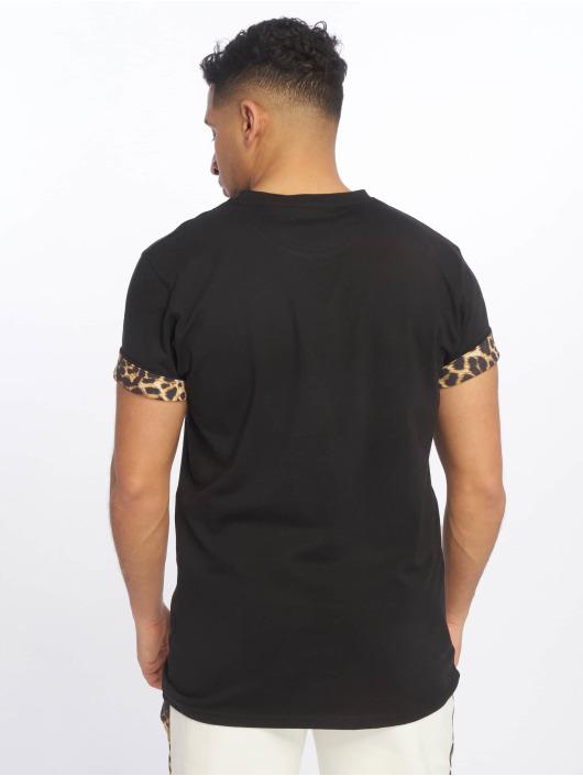 Criminal Damage T-Shirty Leo czarny