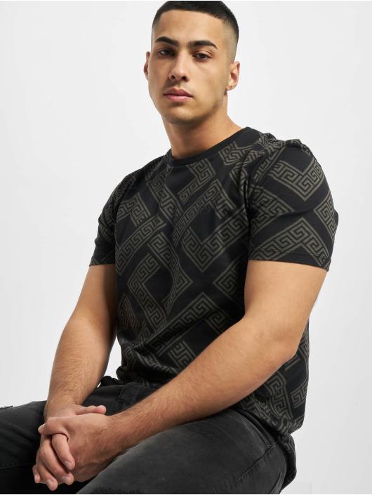 Criminal Damage T-Shirty Cd Roman czarny