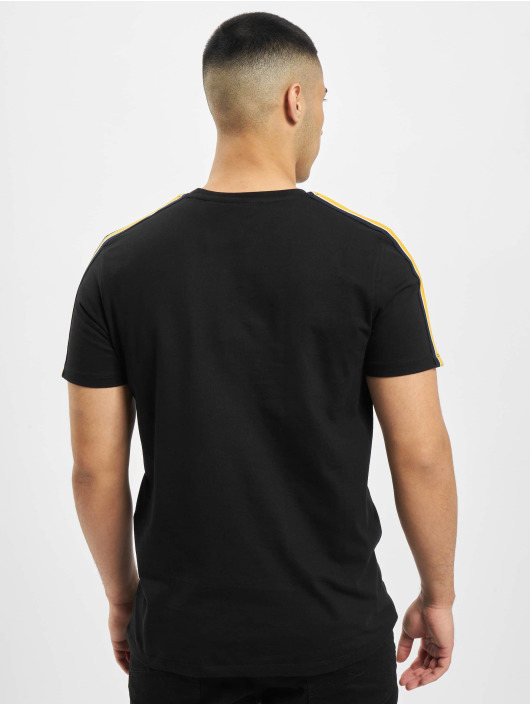 Criminal Damage T-Shirty Franco Pocket czarny