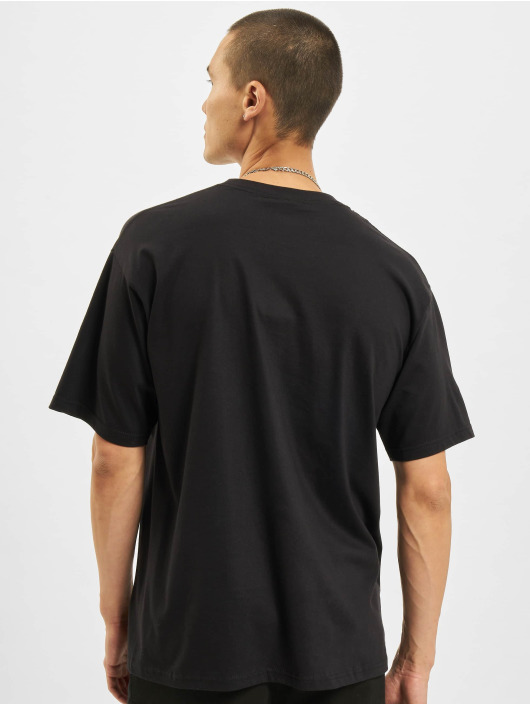 Criminal Damage T-Shirty Black Is Beautiful czarny