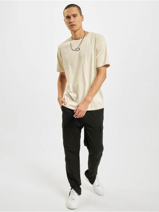 Criminal Damage T-skjorter ECO beige