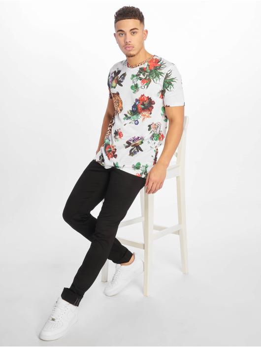 Criminal Damage T-skjorter Javan hvit