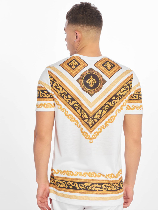 Criminal Damage T-skjorter Apollon hvit