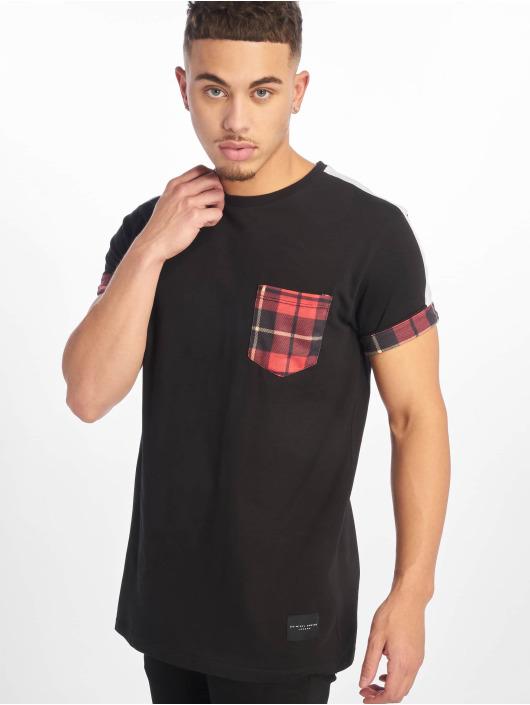 Criminal Damage T-skjorter Portobella svart