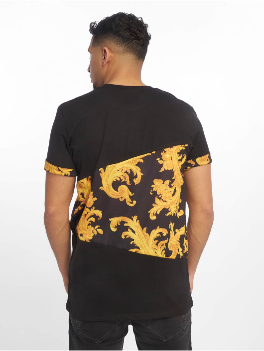 Criminal Damage T-skjorter Damage Rococo svart