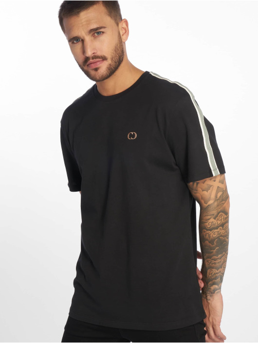 Criminal Damage T-skjorter Wise svart