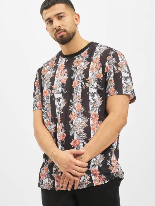 Criminal Damage T-skjorter Chalky Oversize svart