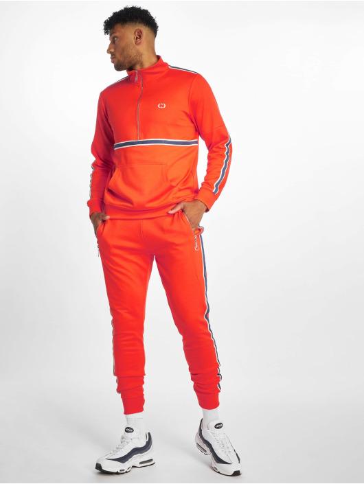 Criminal Damage tepláky Wise oranžová