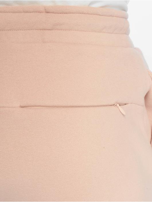 Criminal Damage tepláky Muscle pink