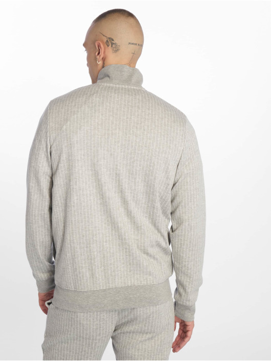 Criminal Damage Transitional Jackets Pinstripe grå