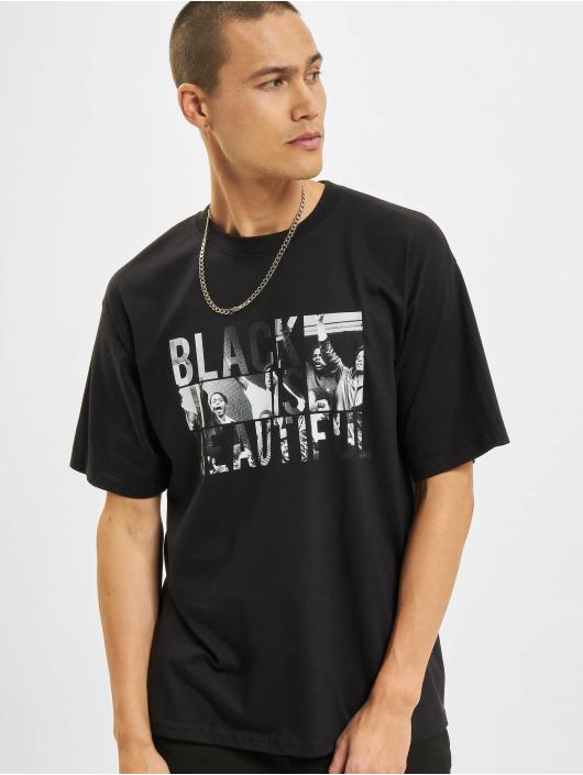 Criminal Damage Tričká Black Is Beautiful èierna