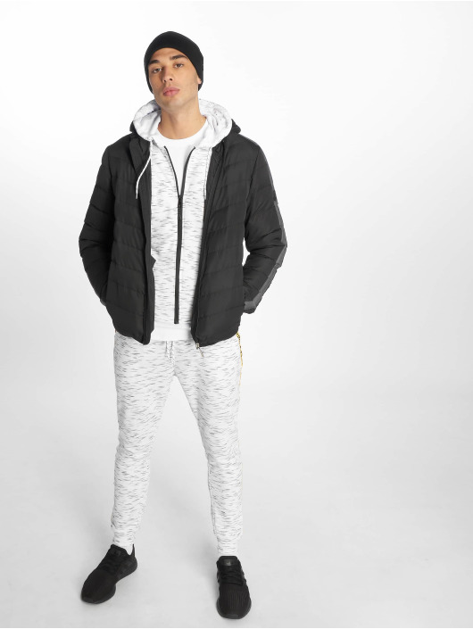 Criminal Damage Winter Jacket Mitch grey