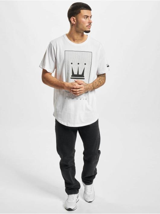 Dada Supreme Camiseta Supreme Mesh Crown blanco