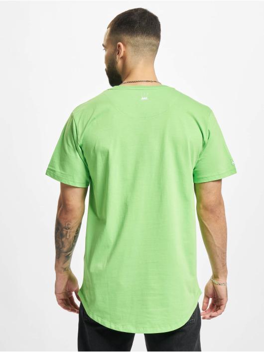 Dada Supreme Camiseta Mesh Crown verde