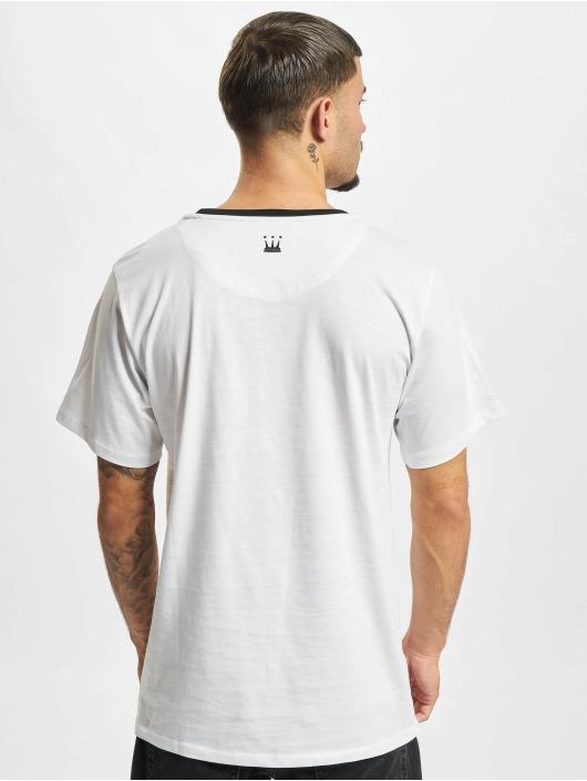 Dada Supreme T-paidat Painted Crown valkoinen