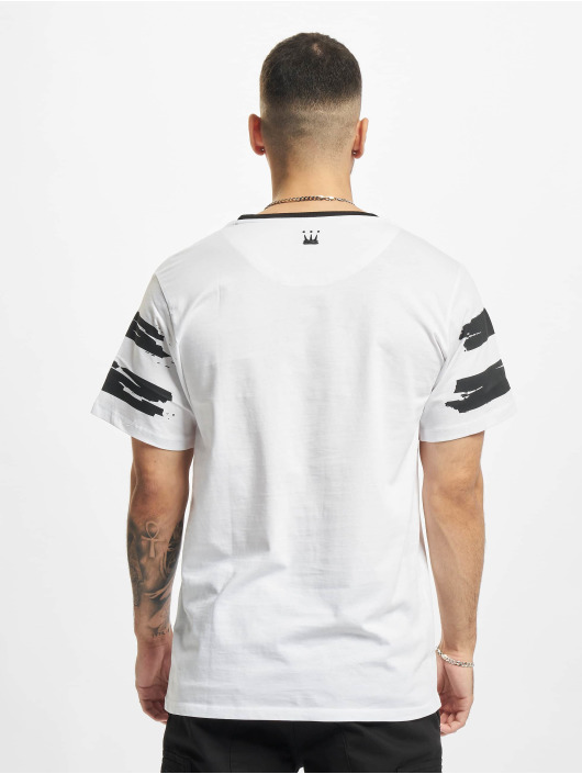 Dada Supreme T-shirt Circle Drip bianco
