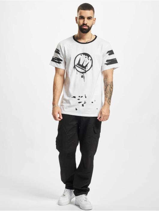 Dada Supreme T-Shirt Circle Drip blanc